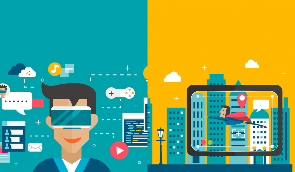 Augmented and Virtual Reality (AR and VR) in B2B Ecommerce