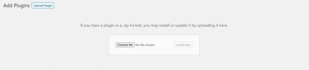 Click Install to install the plugin