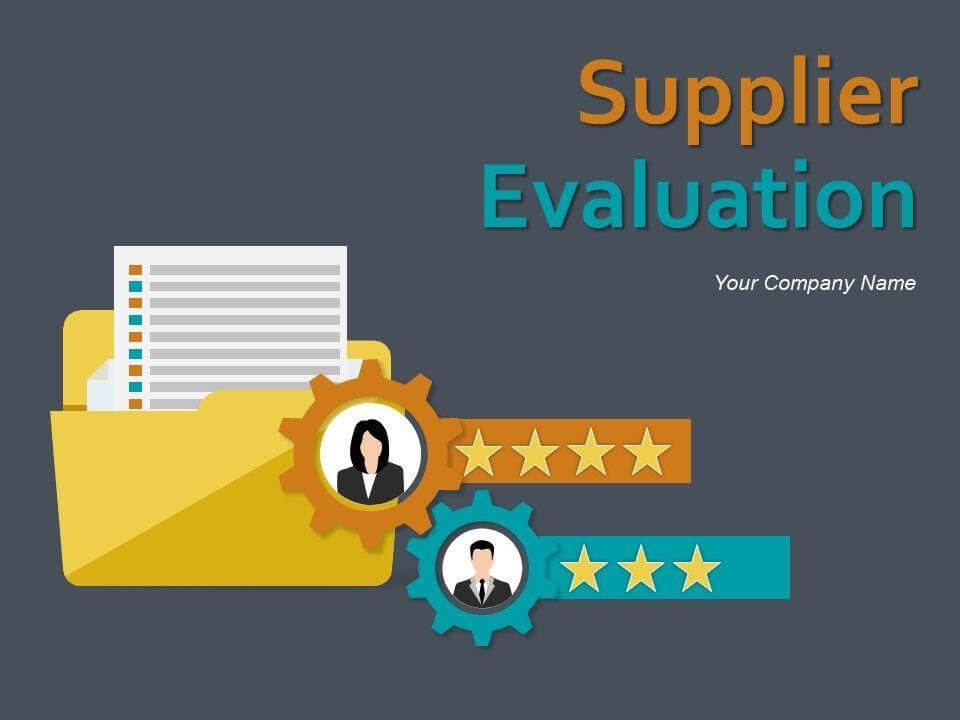 supplier evaluation in dropshipping